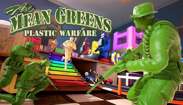 The Mean Greens: Plastic Warfare Review