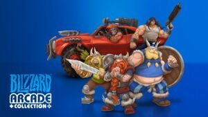 Read more about the article Blizzard: Arcade Collection Review