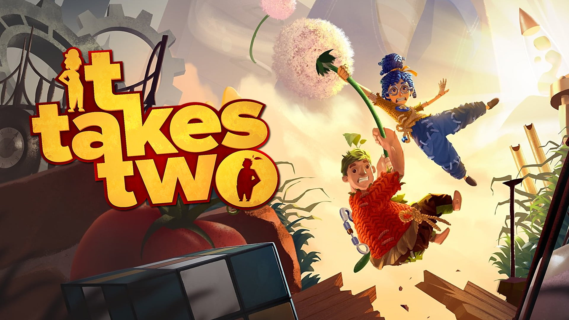 You are currently viewing It Takes Two Review