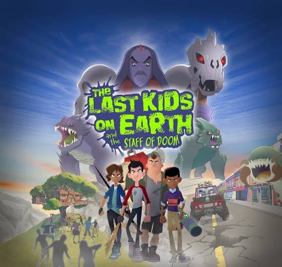You are currently viewing The Last Kids on Earth and the Staff of Doom Review