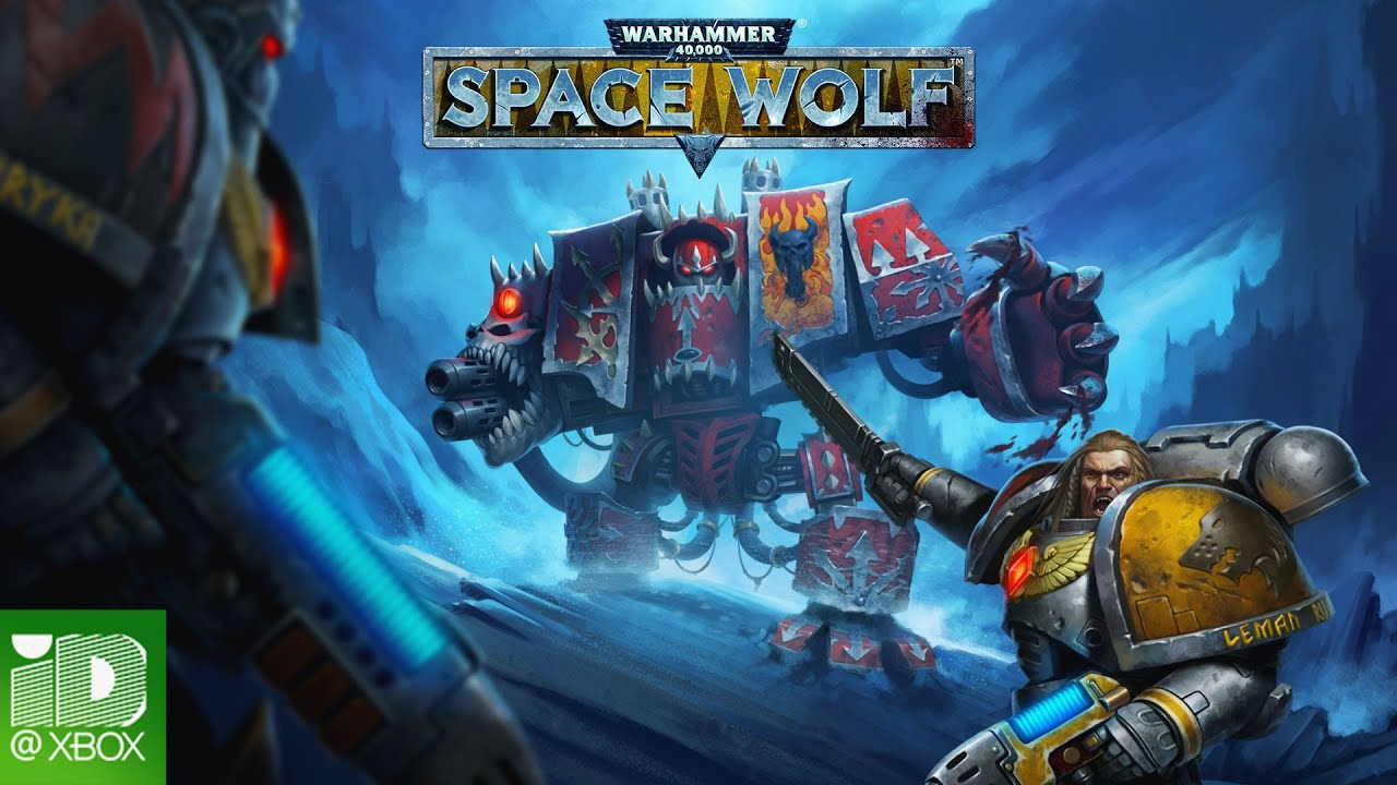 Read more about the article Warhammer 40,000: Space Wolf Review